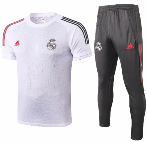 Real Madrid 20/21 Training Jersey and Pants C518