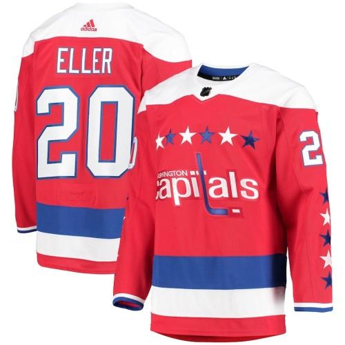 Men's Lars Eller Red Alternate Team Jersey
