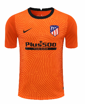 Thai Version Atletico Madrid 20/21 Goalkeeper Soccer Jersey - 001