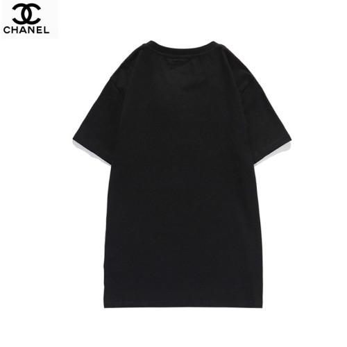 Luxury Fashion Brand T-shirt Black