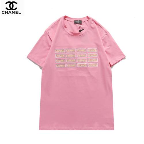 Luxury Fashion Brand T-shirt Pink