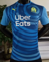 Player Version Olympique Marseille 20/21 Third Authentic Jersey