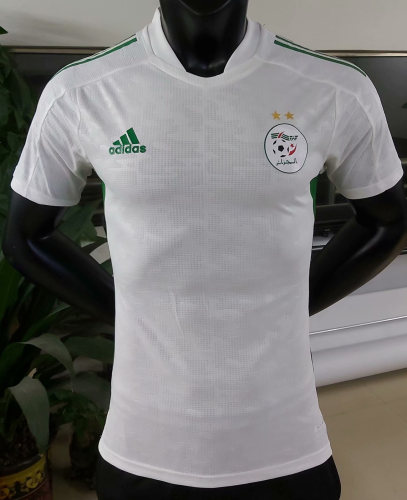 Player Version Algeria 20/21 Home Authentic Jersey