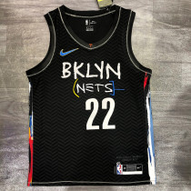 Thai Version Men's Caris LeVert 2020-21 Black Swingman Player Jersey – City Edition