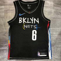Thai Version Men's DeAndre Jordan 2020-21 Black Swingman Player Jersey – City Edition