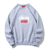 Casual Wear Brand Sweater Gray
