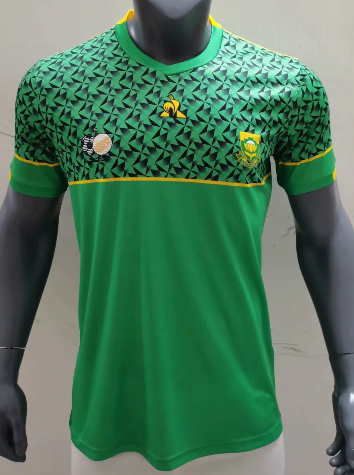 Thai Version South Africa 2020 Away Soccer Jersey