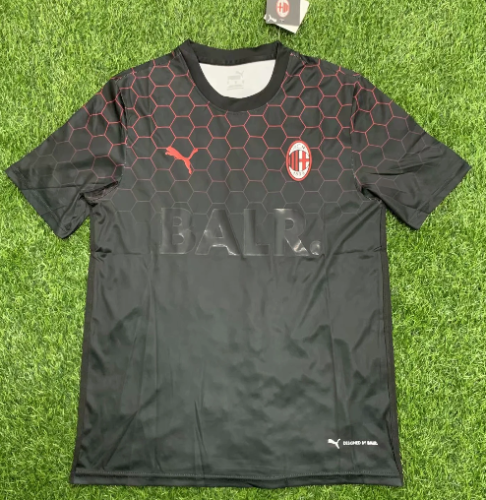 Thai Version AC Milan 20/21 Limited edition Soccer Jersey