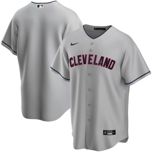 Men's Gray Road 2020 Team Jersey