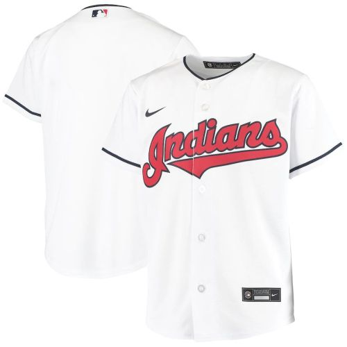 Youth White Home 2020 Team Jersey