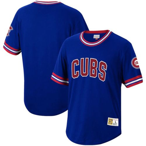 Men's Royal Cooperstown Collection Wild Pitch Throwback Jersey