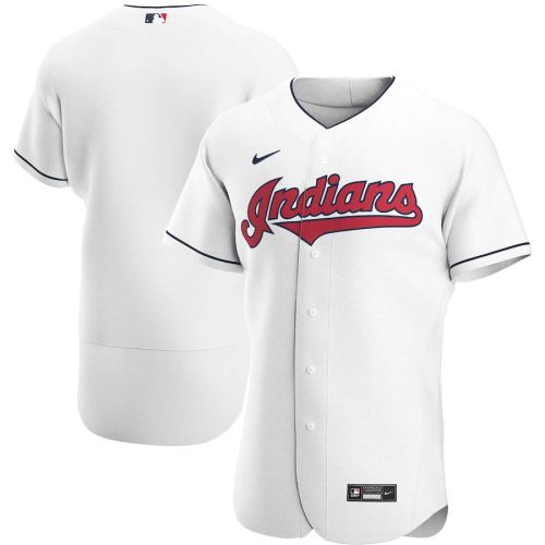 Men's White Home 2020 Authentic Team Jersey