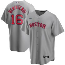 Youth Andrew Benintendi Gray Road 2020 Player Team Jersey
