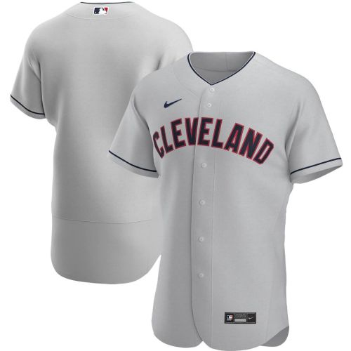 Men's Gray Road 2020 Authentic Team Jersey