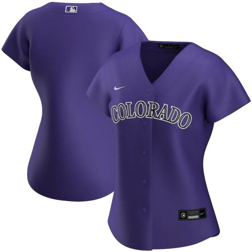 Women's Purple Alternate 2020 Team Jersey