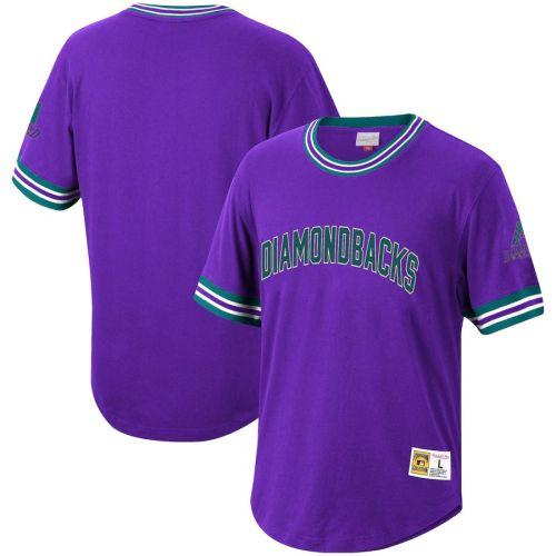 Youth Purple Cooperstown Collection Wild Pitch Throwback Jersey