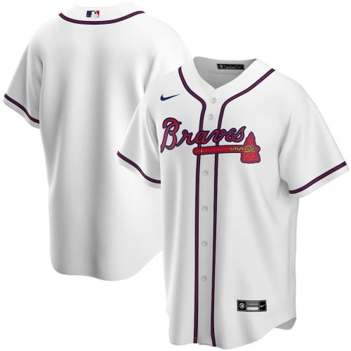 Men's White Home 2020 Team Jersey
