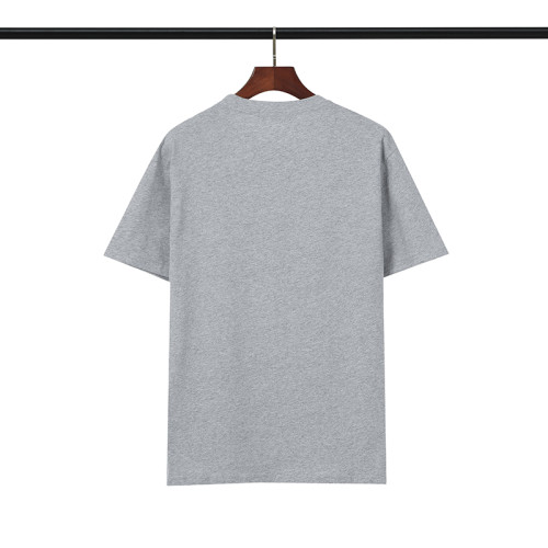Streetwear Brand T-shirt Light Gray 2021.1.3