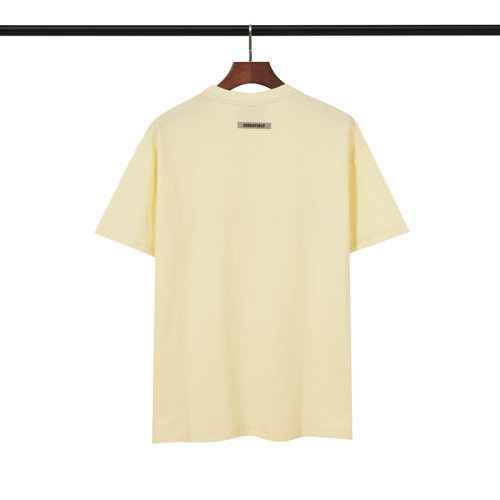 Streetwear Brand T-shirt Apricot Light 2021.1.3