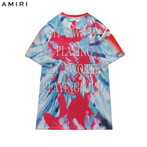 Fashionable Brand T-shirt Colorful 2021.1.3