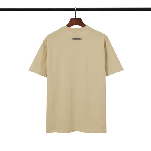 Streetwear Brand T-shirt Apricot Dark 2021.1.3