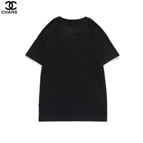 Luxury Fashion Brand T-shirt Black 2021.1.3
