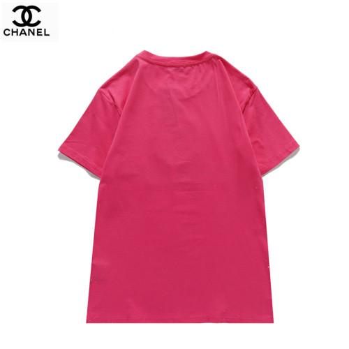 Luxury Fashion Brand T-shirt Red 2021.1.3