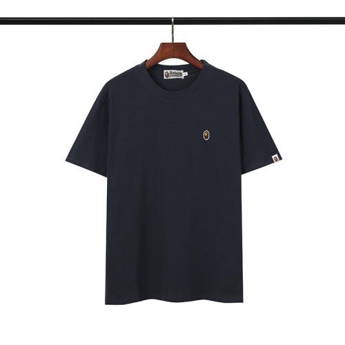 Streetwear Brand T-shirt Navy Blue 2021.1.3