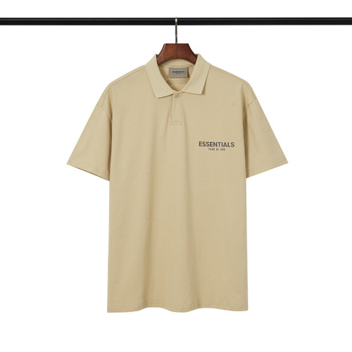 Streetwear Brand T-shirt Apricot 2021.1.3