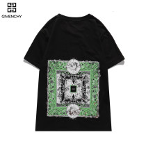 Luxury Fashion Brand T-shirt Black 2021.1.3