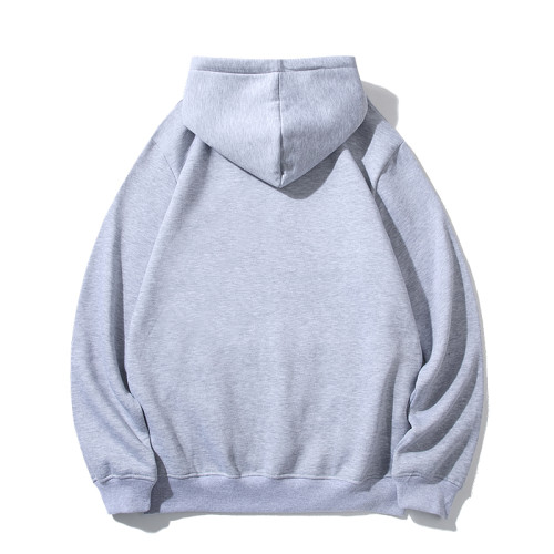 Casual Wear Brand Hoodies Gray 2021.1.3