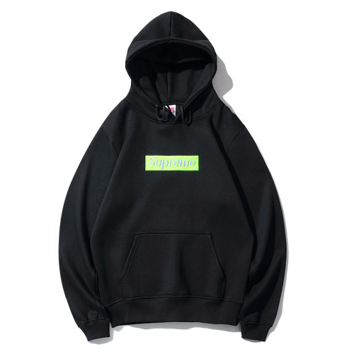 Casual Wear Brand Hoodies Black 2021.1.3