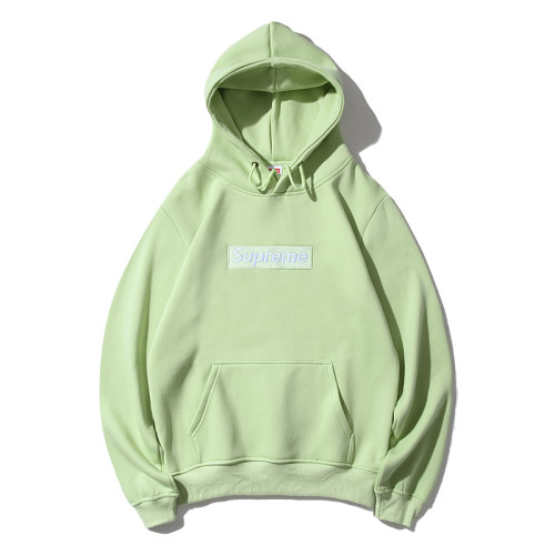 Casual Wear Brand Hoodies Green 2021.1.3