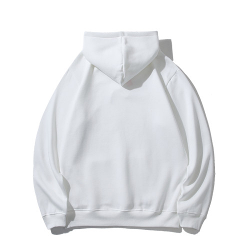 Casual Wear Brand Hoodies White 2021.1.3