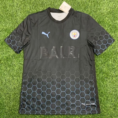 Thai Version Manchester City 20/21 Joint Edition Soccer Jersey