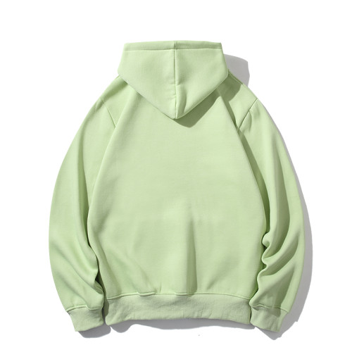 Casual Wear Brand Hoodies Light Green 2021.1.3