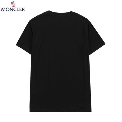 Fashionable Brand T-shirt Black 2021.1.3