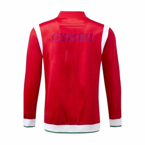 Wales 2021 Mens Anthem Rugby Jacket