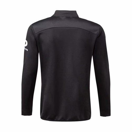 Ireland 2020-21 Men's Rugby Track Jacket Black