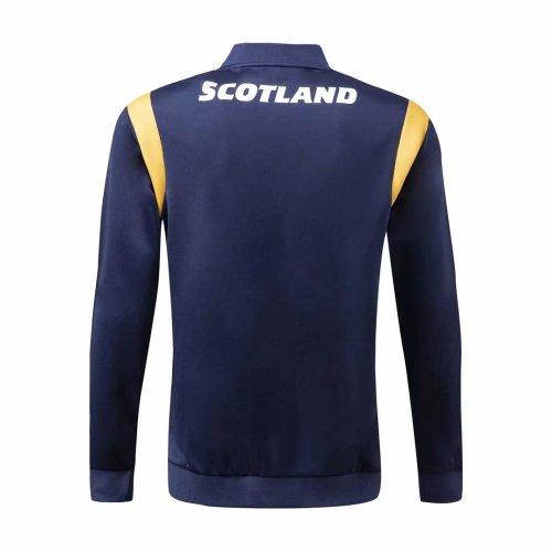 Scotland 2020-2021 Mens Rugby Anthem Jacket