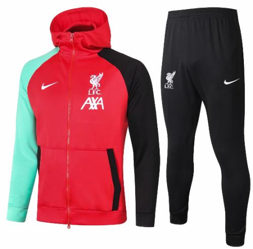 Liverpool 20/21 Hoodie and Pants -F288