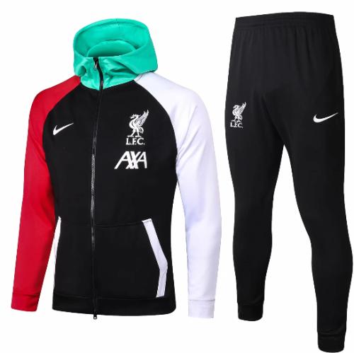 Liverpool 20/21 Hoodie and Pants -F289