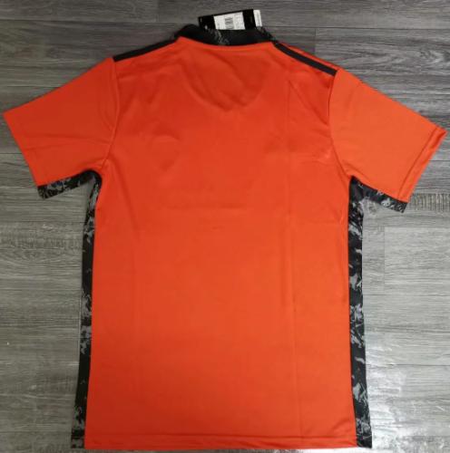 Thai Version Leeds United 20/21 GK Jersey - 001