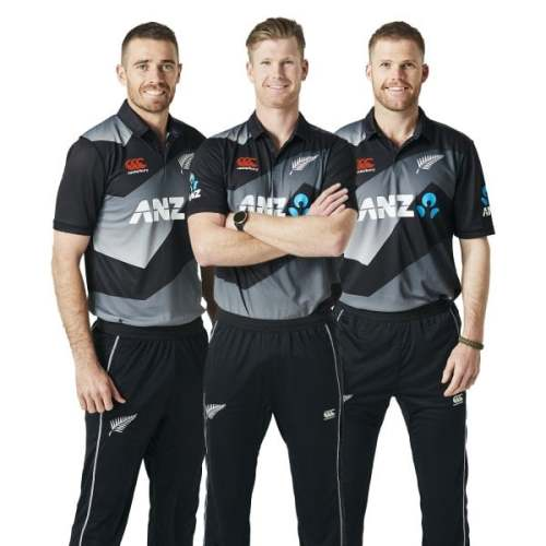 New Zealand Blackcaps Men's T20 Jersey