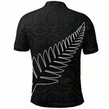 All Blacks 2021 Mens Football Polo Shirt