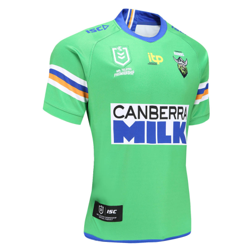 Canberra Raiders 2021 Men's Heritage Rugby Jersey