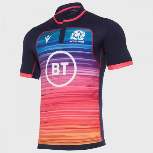 Scotland 2020-21 Men's Rugby Training Jersey
