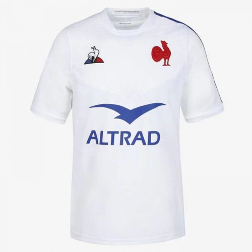 France 2020 Mens Away Rugby Jersey