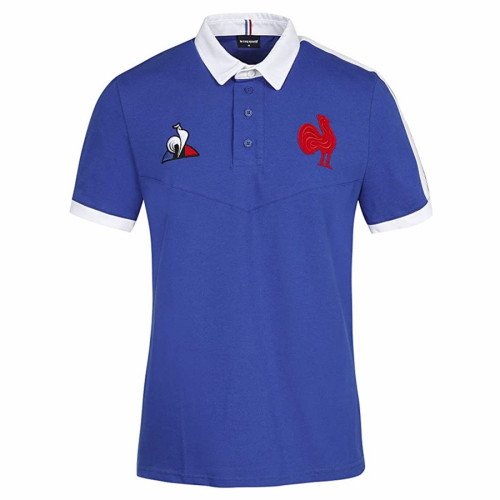 France 2021 Men's Rugby Polo Shirt
