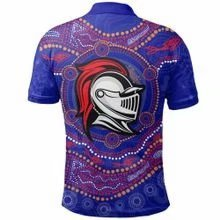 Newcastle Knights 2021 Mens Football Polo Shirt